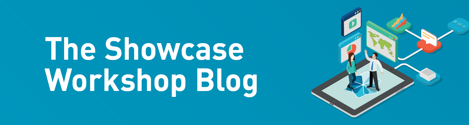 The Showcase Workshop Blog