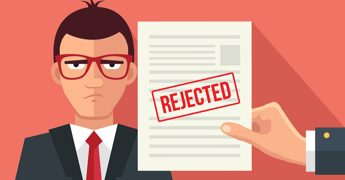 Stop Dealing With Rejection – Do This Instead