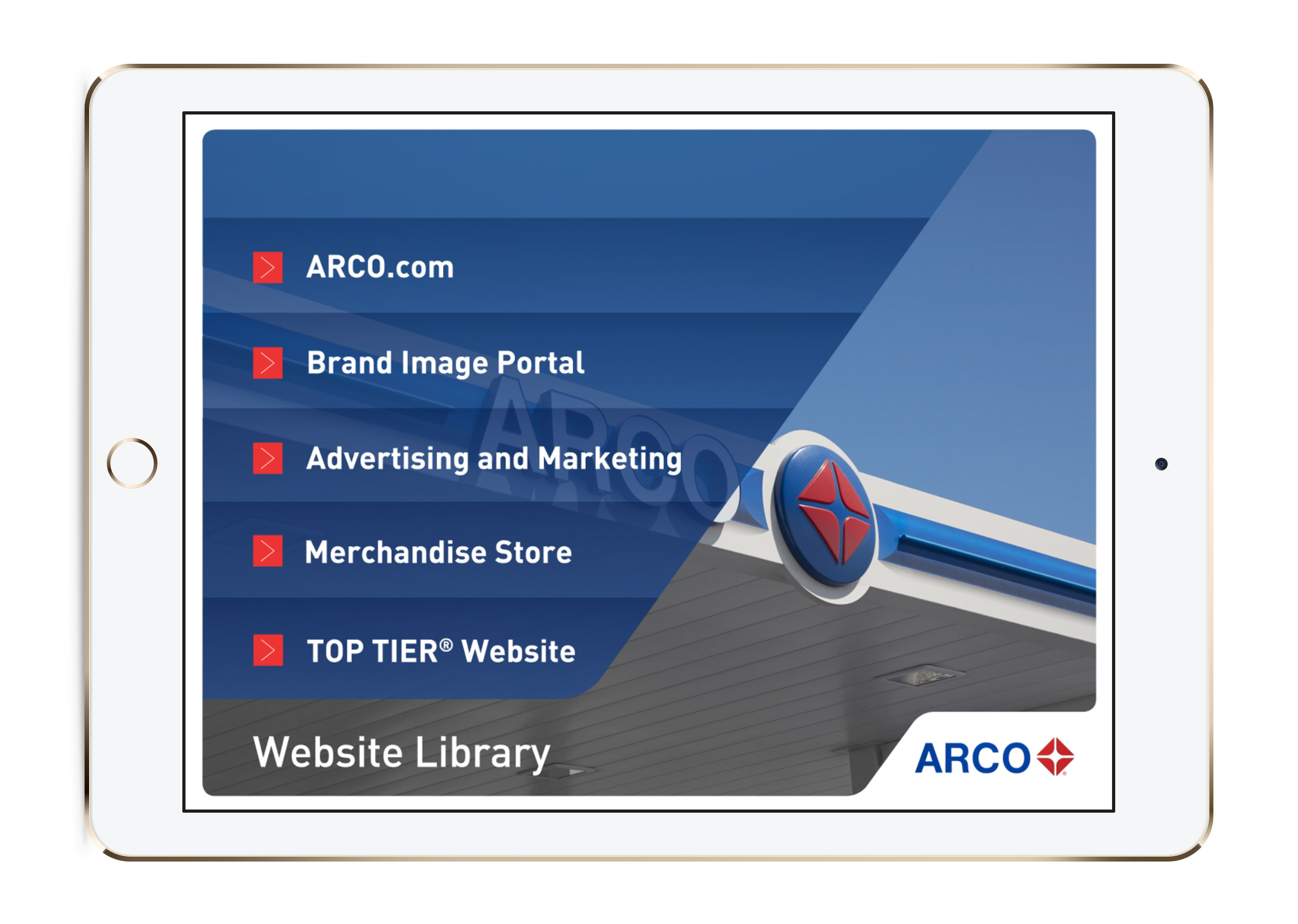 arco-website-library